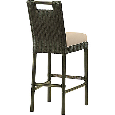 thomas pheasant woven core bar stool antalyaa bar stool