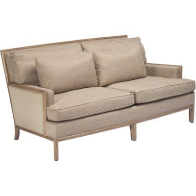 McGuire Furniture Barbara Barry Boxback Sofa No C 66
