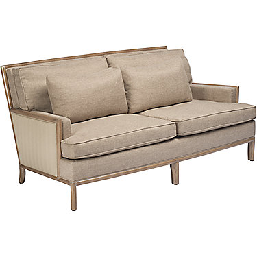 Barbara Barry Boxback Sofa