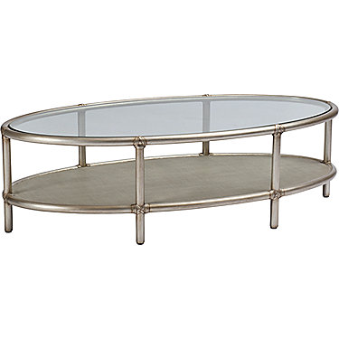 Barbara Barry Ellipse Cocktail Table