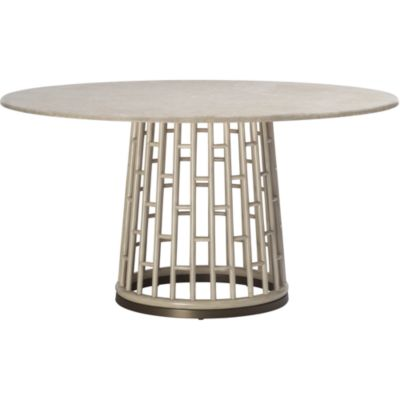 Barbara Barry Fretwork Dining Table