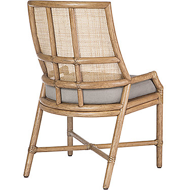 McGuire Furniture: Hayes Dining Side Chair: No. M-322