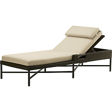 Thomas Pheasant Outdoor Single Chaise