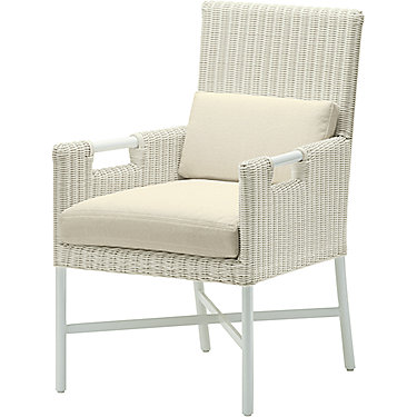 Thomas Pheasant Outdoor Dining Arm Chair