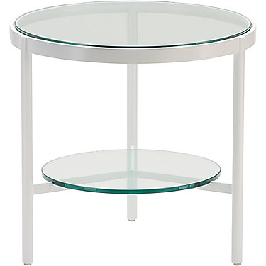 Thomas Pheasant Outdoor Round Side Table