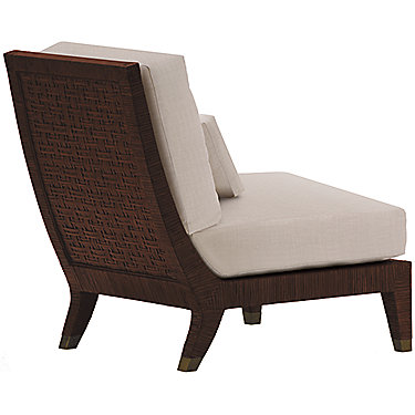 St. Germain Slipper Chair
