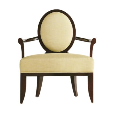 Oval X Back Chair   Baker The Thomas Pheasant Collection