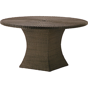 Jacques Garcia Outdoor Tombak Dining Table