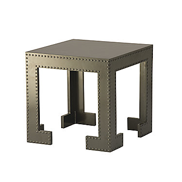 Jacques Garcia Outdoor Chi Chi Side Table