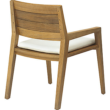 Axial Dining Arm Chair