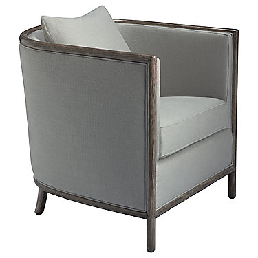 Barbara Barry Lunette Lounge Chair