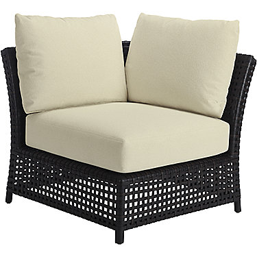 Antalya Outdoor Sectional Corner Chair