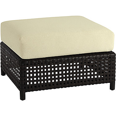 Antalya Outdoor Sectional Ottoman