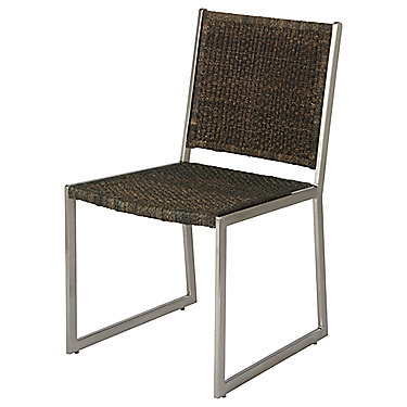 Woven Panel Chair