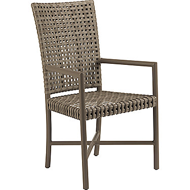 Antalya Outdoor Tall Back Arm Chair