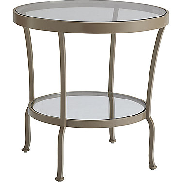 Bowmont Outdoor Side Table
