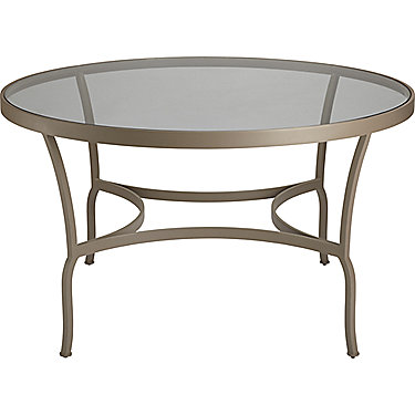 Bowmont Outdoor Round Dining Table