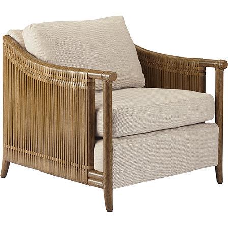 mcguire furniture bill sofield jolie lounge chair no la 14 mcguire furniture company la 14 jolie