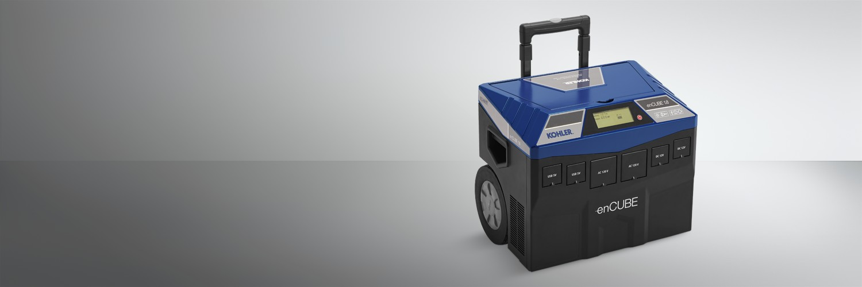 Enjoy fuel-free portable power.