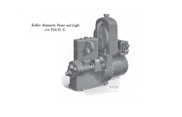 Kohlerpower - Our history