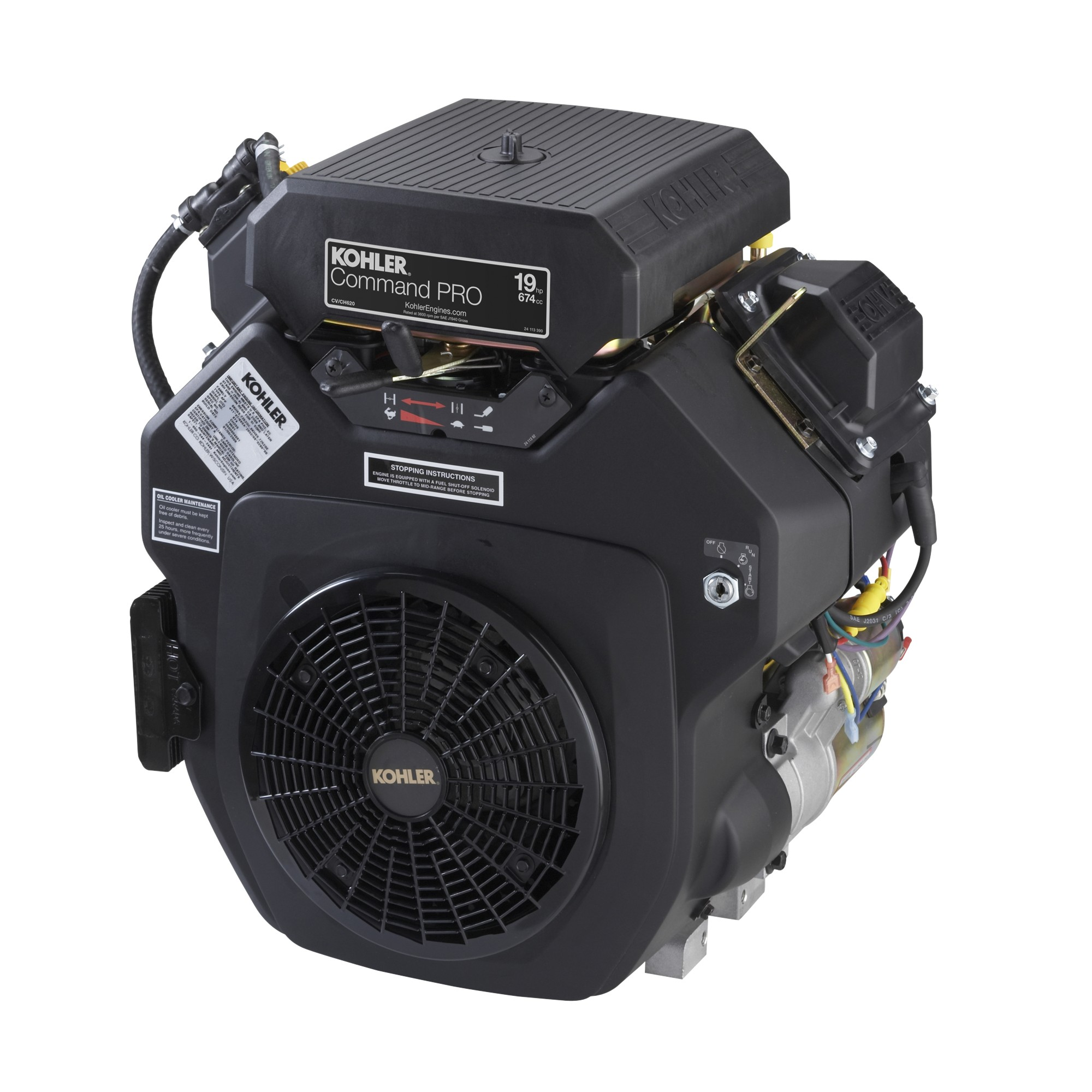 19 Hp Kohler Engine Wiring Diagram Modern Design Of Engines Ch620 Command Pro Product Detail Rh Kohlerengines Com Parts Catalog