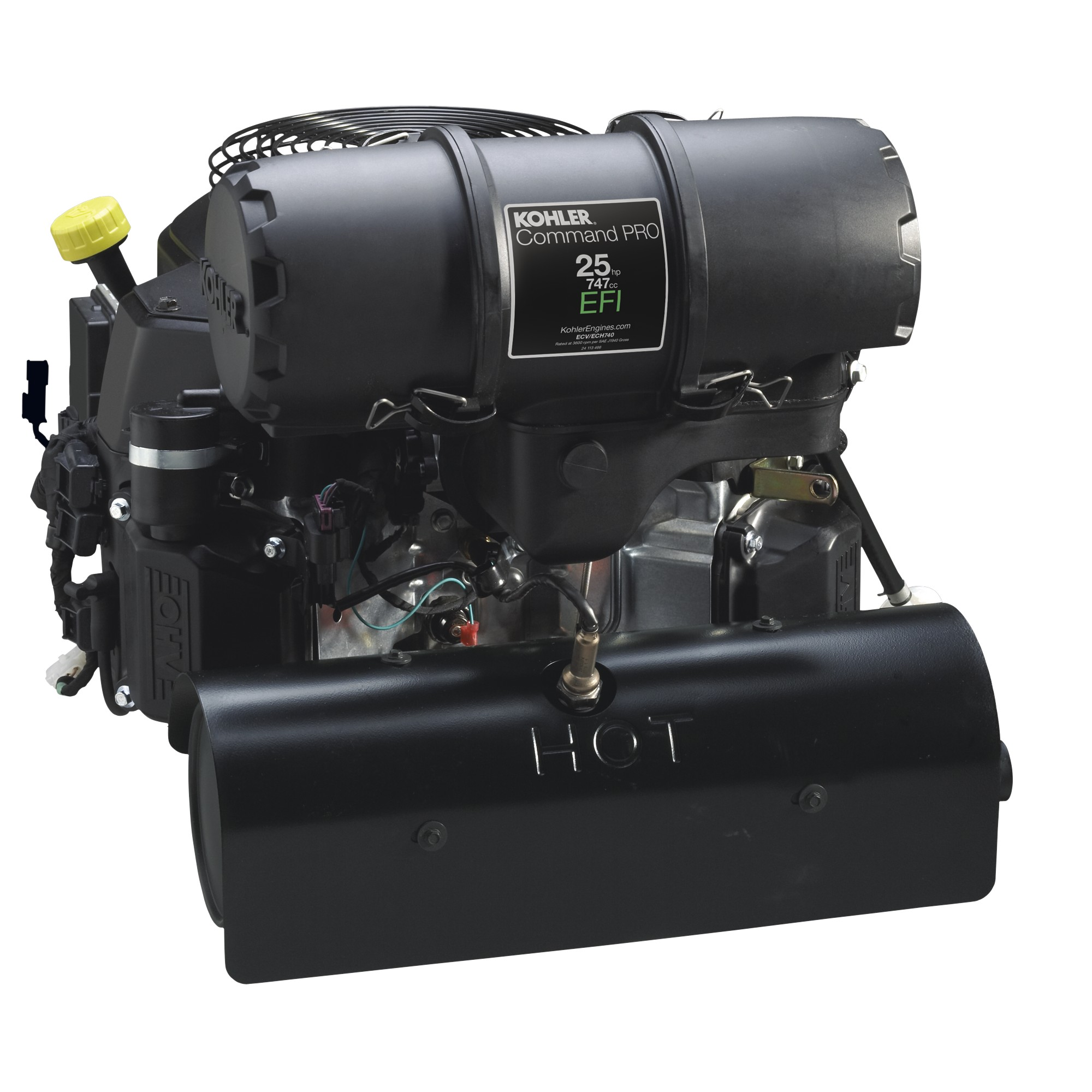 Kohler Cv740 With Variable Ignition Wiring Diagram 50 Command Pro 22 1 Source Engines Ecv740