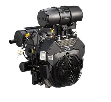 El motor de circuito -cerrado EFI acepta cualquier mezcla de combustibles de Etanol