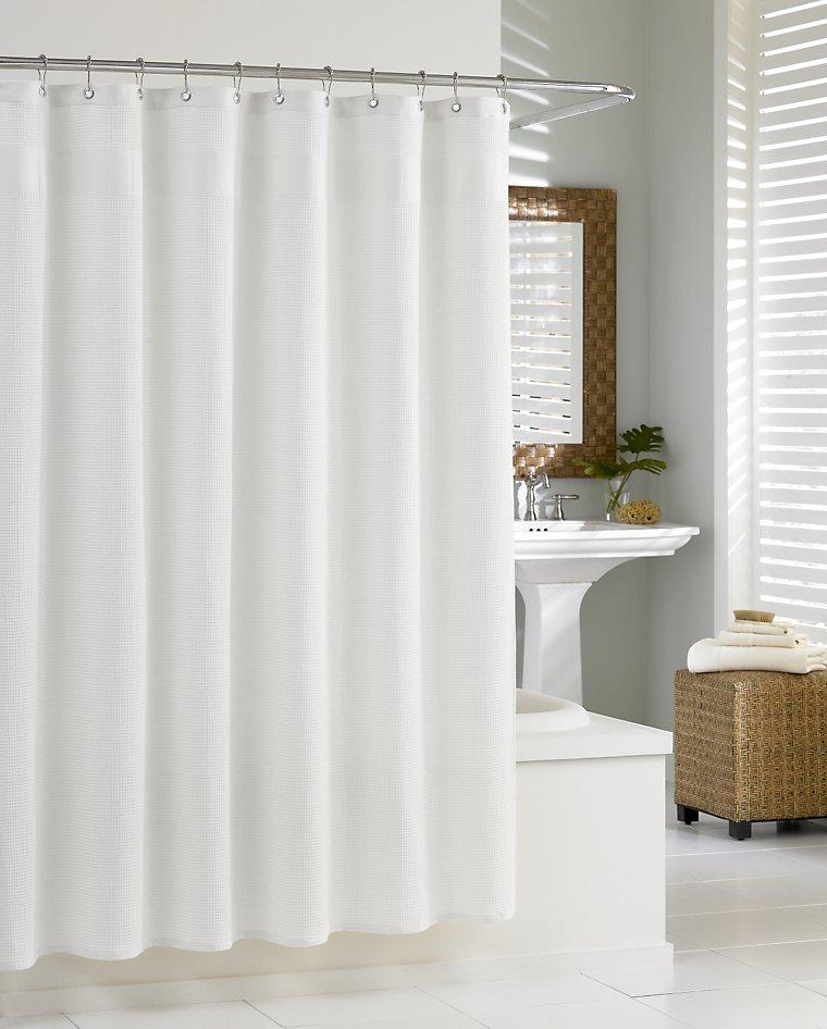 hotel shower curtains by kassatex 100 cotton kassatex