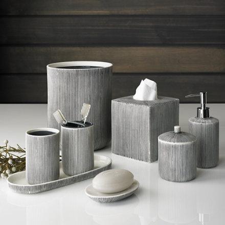 luxury bath accessories kassatex. Black Bedroom Furniture Sets. Home Design Ideas