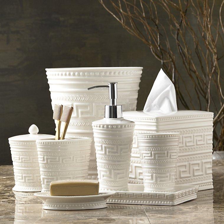 luxury bath accessory sets images. Black Bedroom Furniture Sets. Home Design Ideas