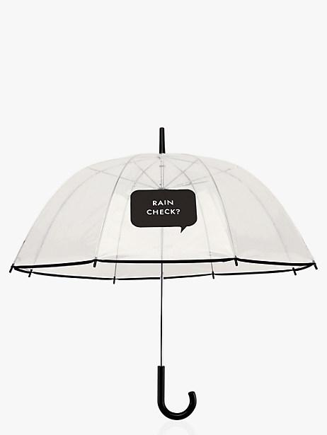rain check? umbrella by kate spade new york