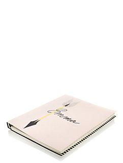 emma spiral notebook by kate spade new york