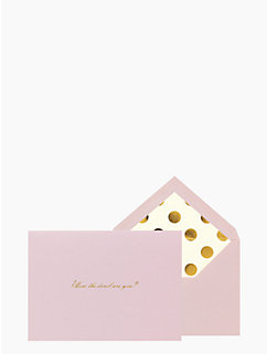 how the devil are you card set by kate spade new york