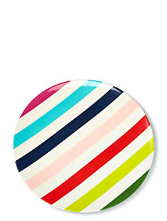 Salut! Melamine Dinner Plate by kate spade new york