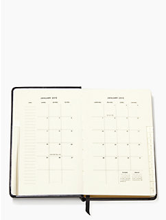 pencil it in 12 month agenda by kate spade new york