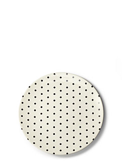 Raise a Glass Accent Plate by kate spade new york
