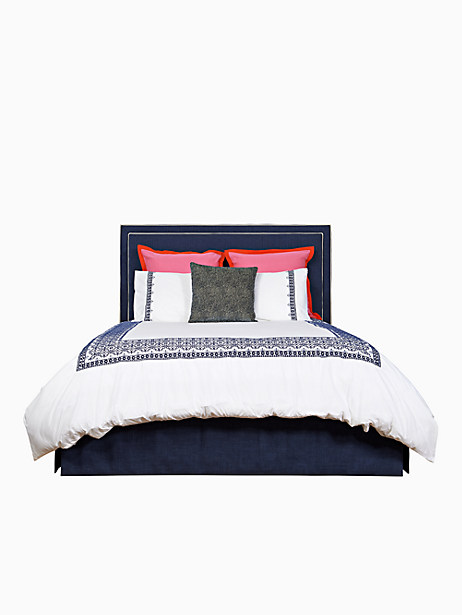 Kate Spade Filmore Bed, Indigo