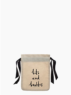 Bits & Baubles Jewelry Bag by kate spade new york