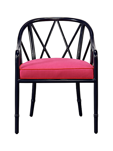 Kate Spade Halsey Chair, Watermelon