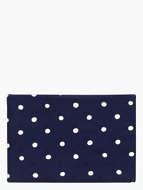 Kate Spade Charlotte Street Placemat, Navy
