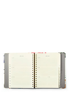 2016 17-month large agenda- multi by kate spade new york
