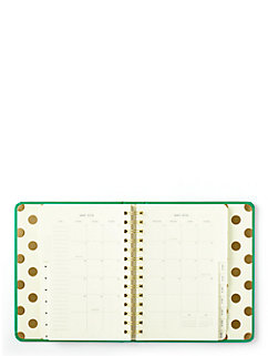 2016 17-month medium agenda- quick & curious by kate spade new york