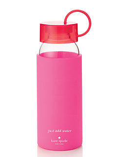 Raise a Glass Water Bottle by kate spade new york