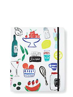 bella pantry recipe book by kate spade new york
