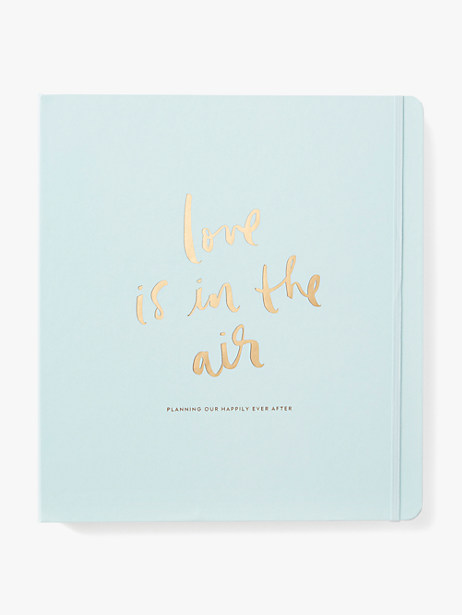 bridal planner by kate spade new york