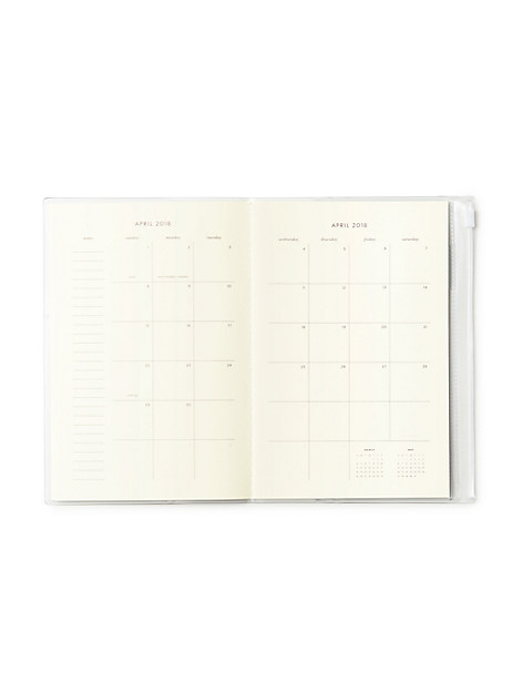 Kate Spade Paris Monthly Planner