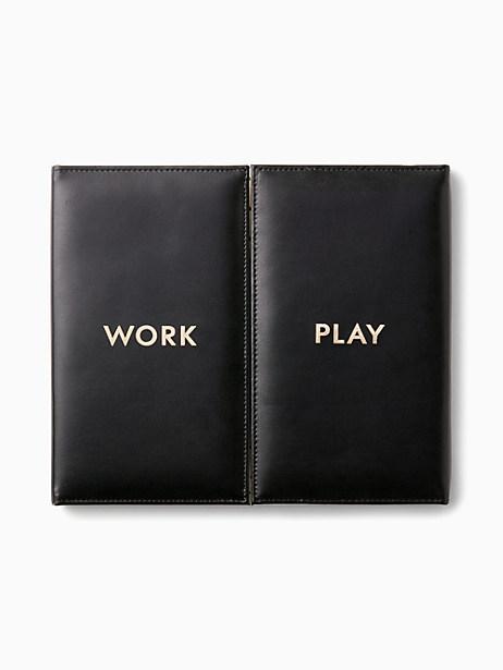 Kate Spade Work Play Desktop Folio, Black