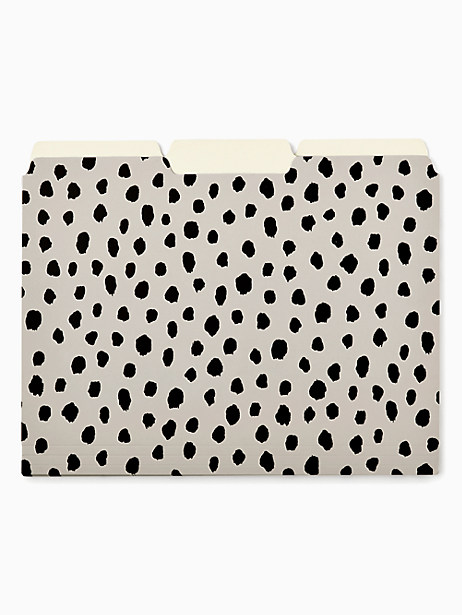 Kate Spade Flamingo Dot Folders, Flamingo Dot