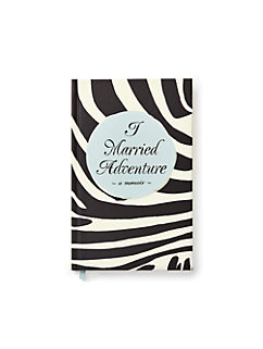 i married adventure notebook by kate spade new york