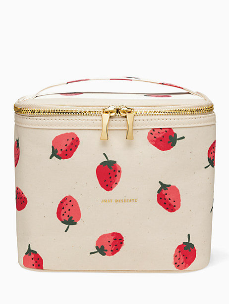 Strawberries Lunch Tote by kate spade new york